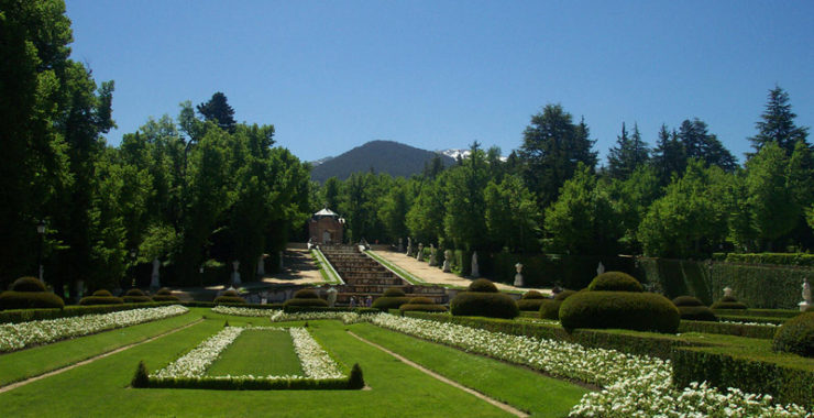 Los tres Jardines de Patrimonio Nacional más visitados esta primavera