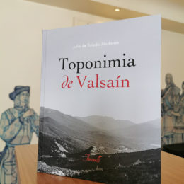 Toponimia de Valsain