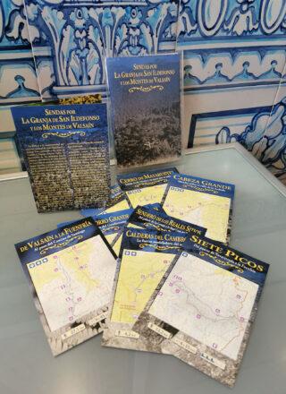 Sendas por La Granja de San Ildefonso y Montes de Valsain