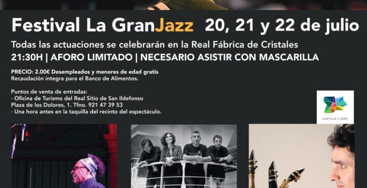 XV FESTIVAL LA GRANJAZZ