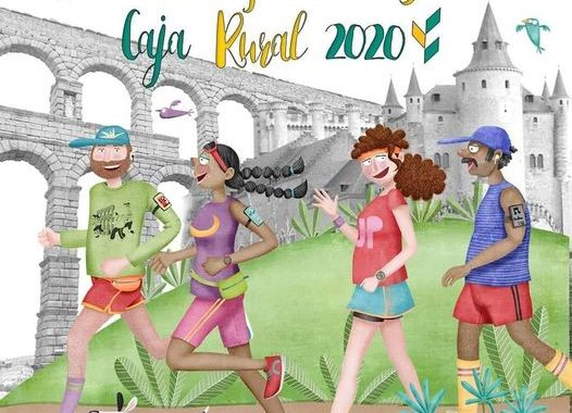 CARRERA VIRTUAL Y MARCHA SOLIDARIA CAJA RURAL 2020