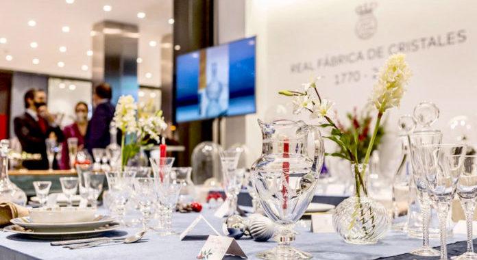 Real Fábrica de Cristales de La Granja: calidad con 250 años de experiencia