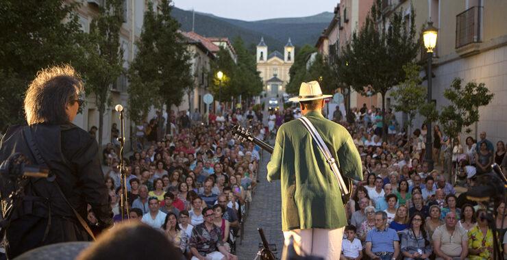 El Real Sitio de San Ildefonso volverá a brillar este verano con su Festival Noches Mágicas de La Granja
