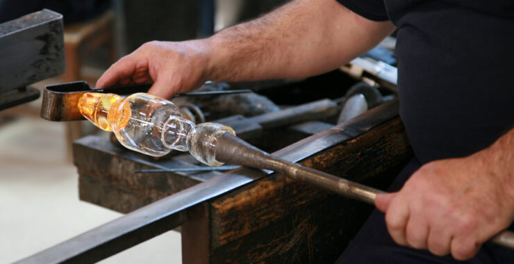 El Consejo de Ministros reconoce la Técnica del Vidrio Soplado como Patrimonio Cultural Inmaterial