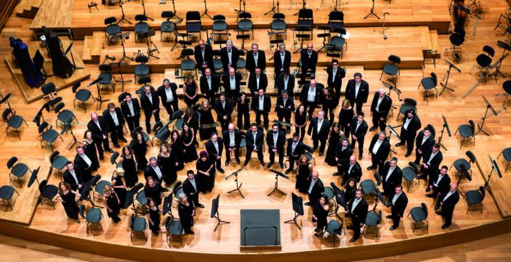 La Orquesta Sinfónica de Castilla y León llegará al Real Sitio
