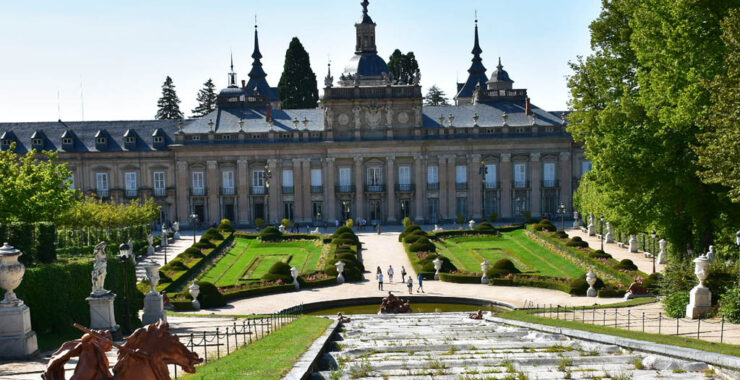 La televisión italiana centra su atención en la provincia de Segovia