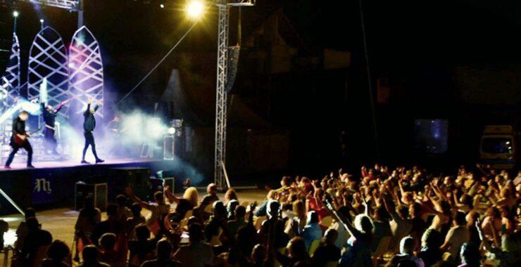 Noches de magia en La Granja