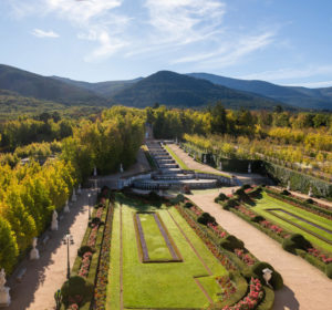 Los Jardines del Palacio Real de La Granja y sus Fuentes Monumentales