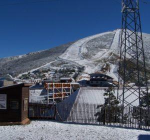 Estación de esquí Puerto de Navacerrada